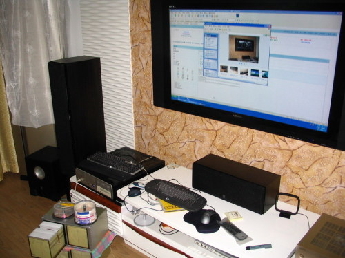 HTPC(Home Theater Personal Computer)家庭影院电脑